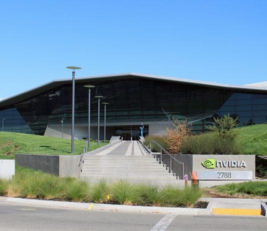 NVIDIA Headquarters. (Photo Credit: Wikipedia)