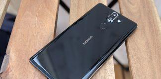 Nokia 8 Sirocco. (Photo Credit: HardwareZone)