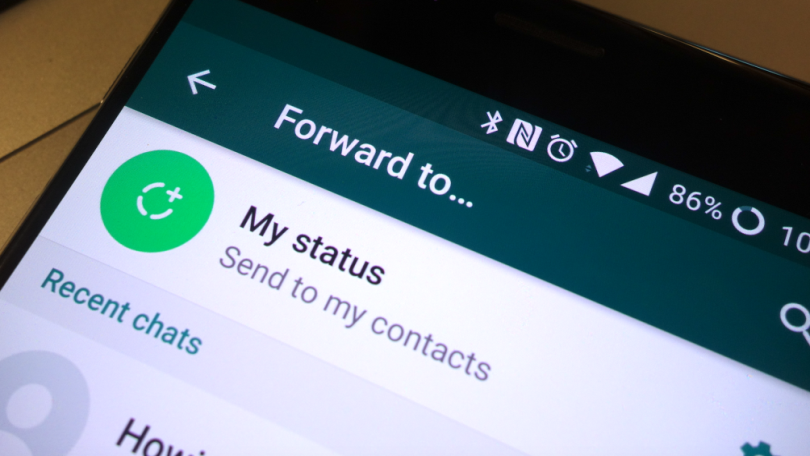 Photo of WhatsApp will limit message forwarding to 5 individuals or groups to fight fake news