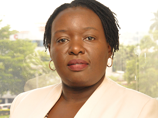 Emma Mugisha appointed as the new Stanbic Bank Uganda Head of Corporate and Investment Banking (CIB)