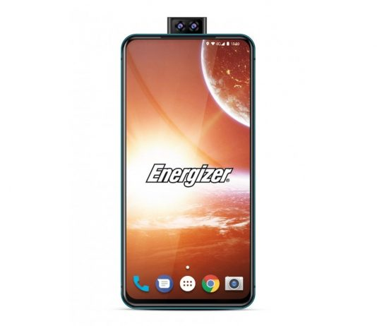 Energizer a brand under Avenir Telecom will at the 2019 MWC launch the Power Max P18K Pop smartphone that comes with a non-removable 18,000mAh battery | Photo Courtesy/File Photo.
