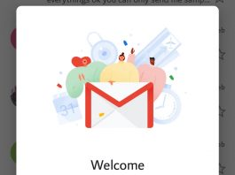 Gmail Android app gets a material theme in new update | Photo by : PC TECH MAGAZINE.