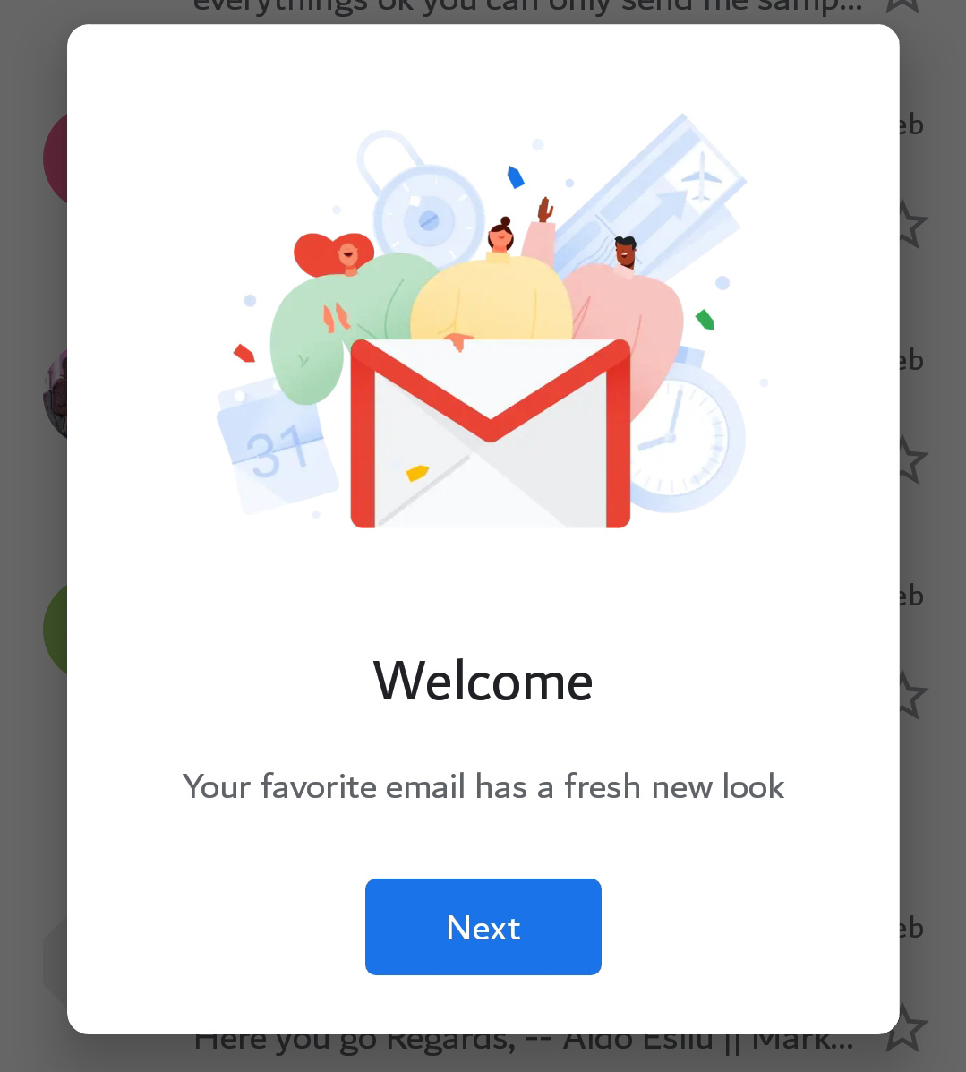Photo of Google Revamps Gmail Android App With Material Theme