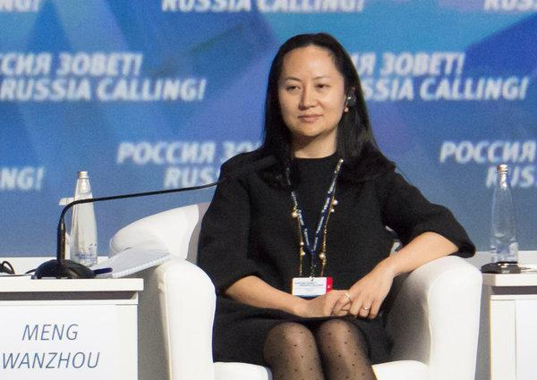As Chief Financial Officer of Huawei, Meng Wanzhou has played a part in the company's efforts over the past five years to become more transparent about its operations | Photo Credit : Alexander Bibik/Reuters