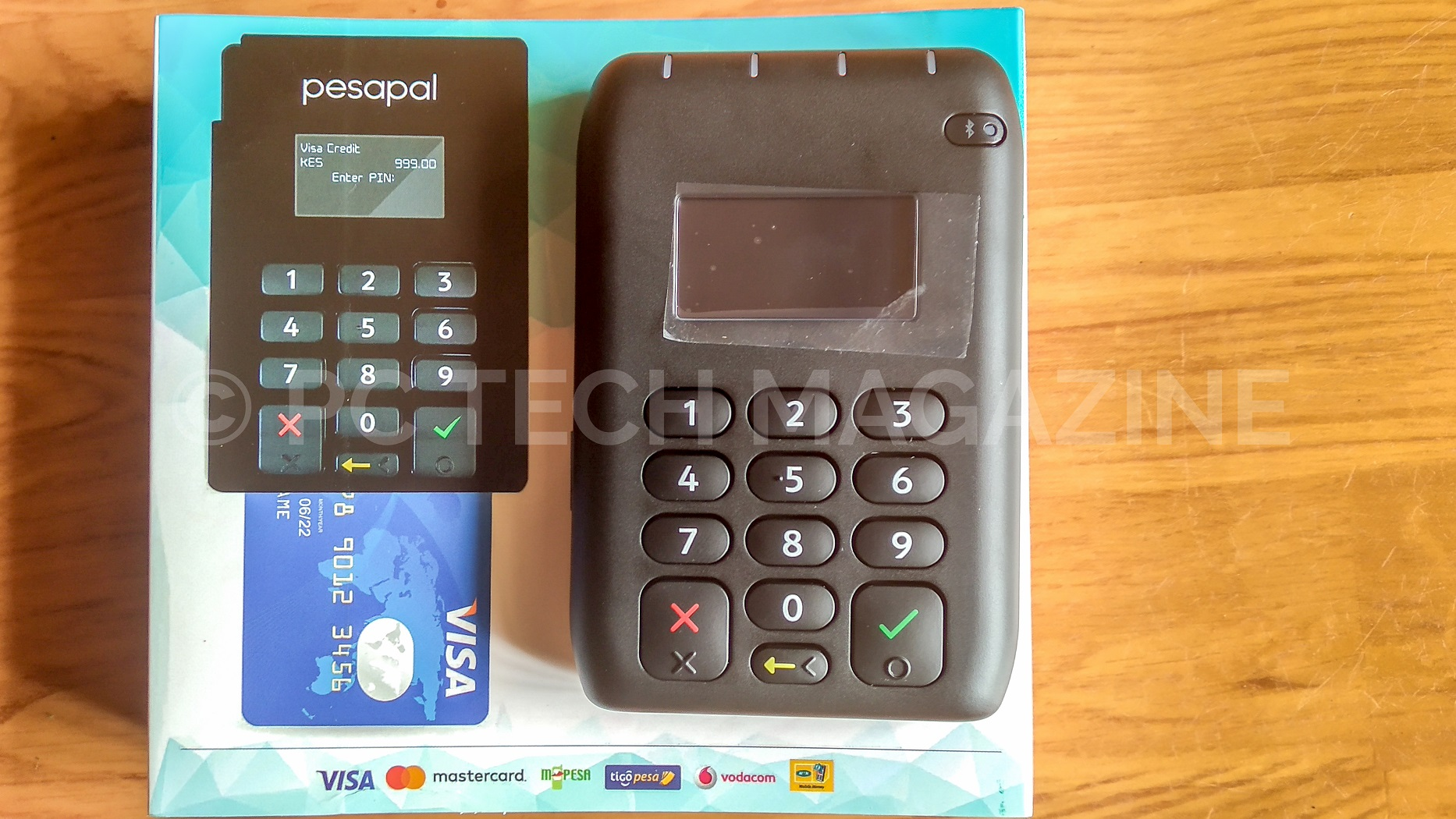 Photo of Digital Wallet Payments Now Available With PesaPal's New POS Terminal