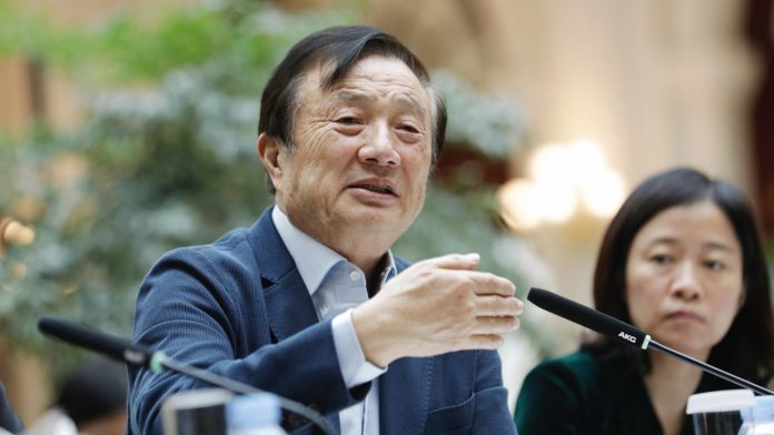 Ren Zhengfei, Founder of Huawei Technologies Co. Ltd | Photo Courtesy : Pauta.cl