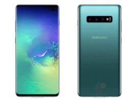Samsung Galaxy 10 Plus render | Photo Courtesy : WinFuture.