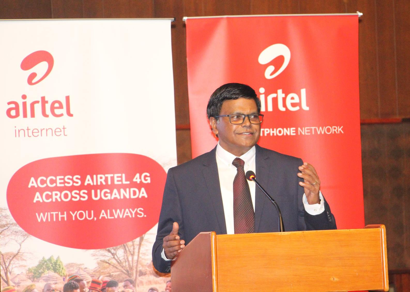 Photo of Airtel Uganda Announces Countrywide 4G Coverage