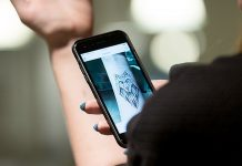 Augmented Tattoo Reality App | Courtesy Photo.