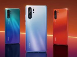 Huawei P30 Lite seen in pre-orders after the launch of the Huawei P30 and P30 Pro in Paris | Courtesy Photo.