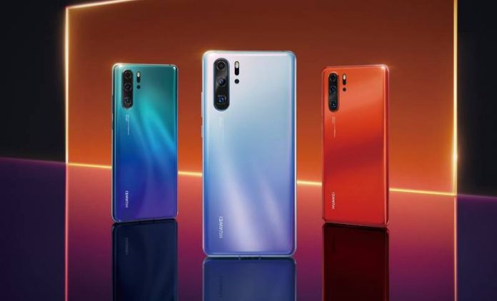 Huawei P30 smartphone launching on March 26th, Tuesday 2019   Courtesy Photo.
