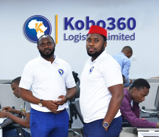 Kobo360 will be expanding its operations to Ghana on April 4th then later in May to Kenya. Pictured are Ife Oyedele (L) and Obi Ozor (R) the founders of Kobo360 | File Photo.