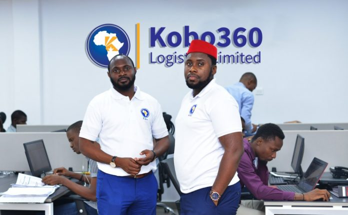 Kobo360 will be expanding its operations to Ghana on April 4th then later in May to Kenya. Pictured are Ife Oyedele (L) and Obi Ozor (R) the founders of Kobo360   File Photo.