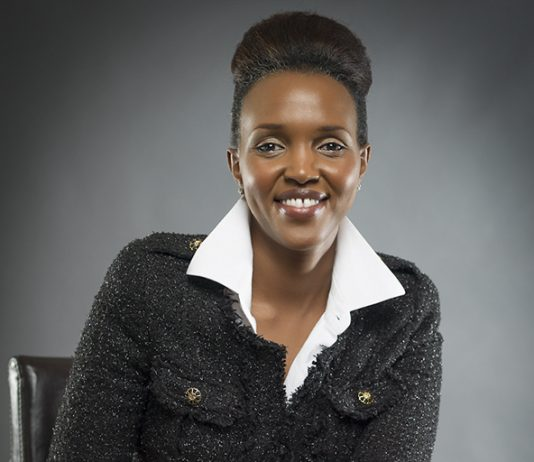 Mariam Abdullahi, Telco Industry Head at SAP Africa.