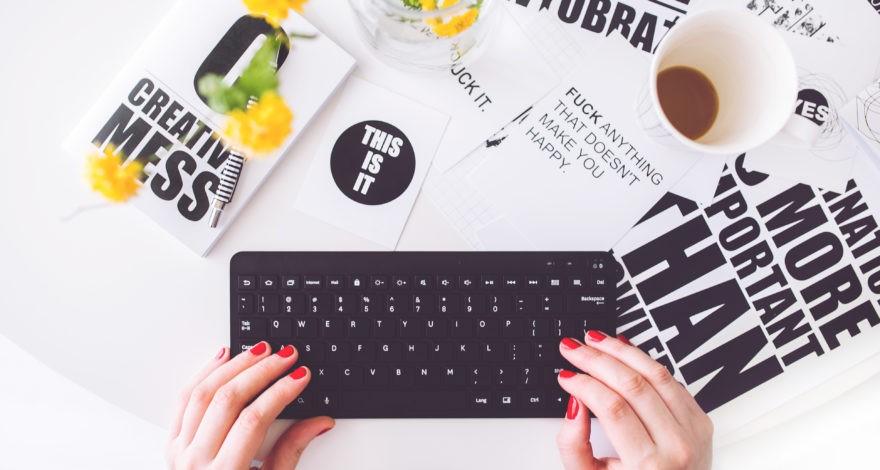 social media for online business