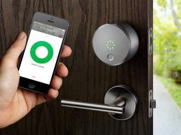 Smart door locks are always useful and effective not only for consumers but also for protection | Courtesy Photos.