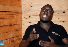 Swipe2Pay team lead, Solomon Kitumba | File Photo.