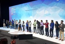 The 2019 finalists for the seedstar global competition | Photo By: Seedstar.