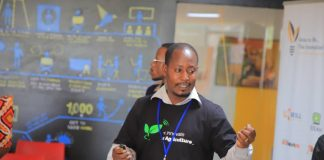 Founder and CEO, Jaguza Liverstock App; Mr. Ronald Katamba is among the 100 selected innovators for the second cohort of NIISP | File Photo/The Innovation Village.