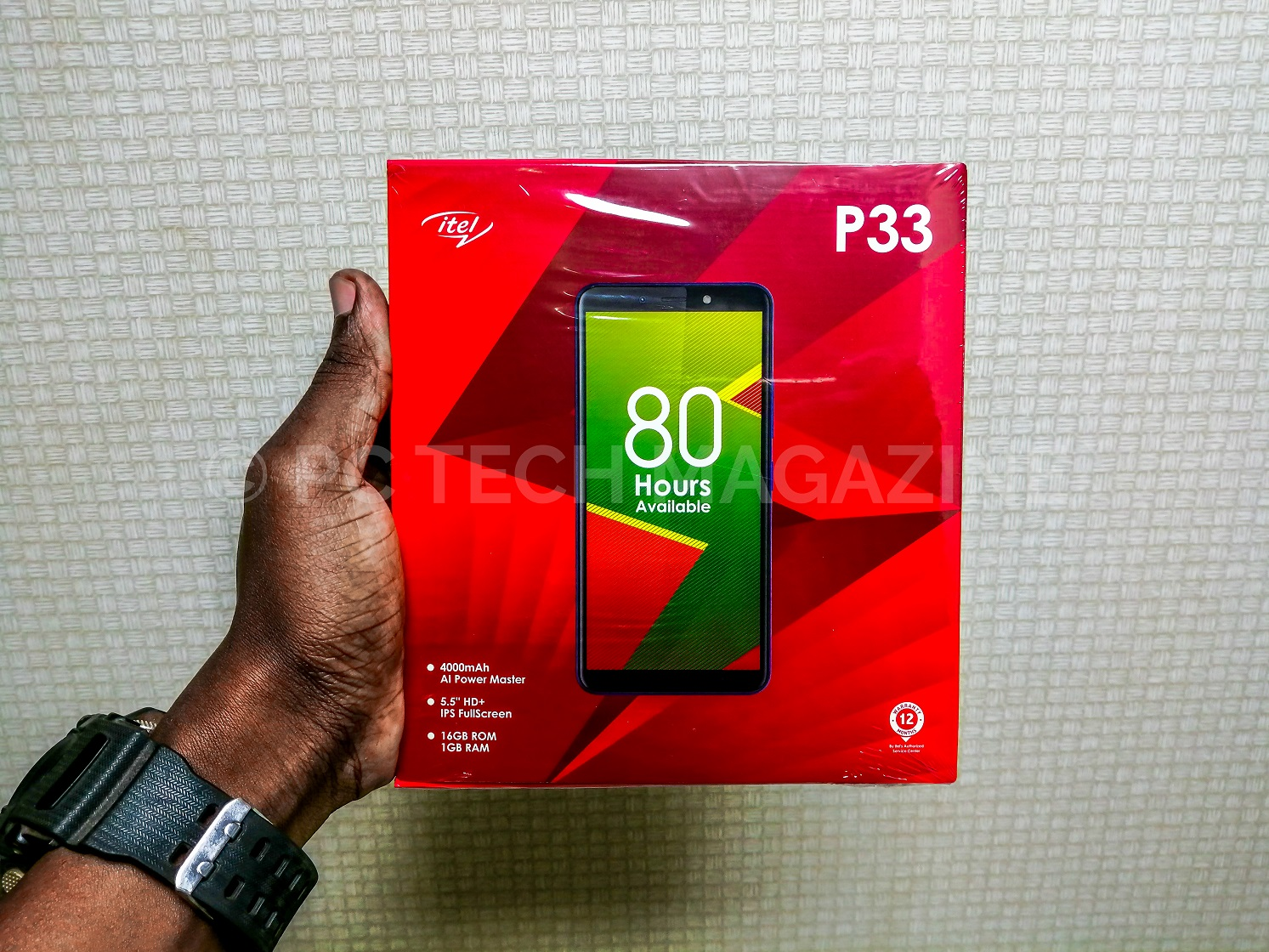 Photo of Unboxing, Quick Review and Impressions of the itel P33
