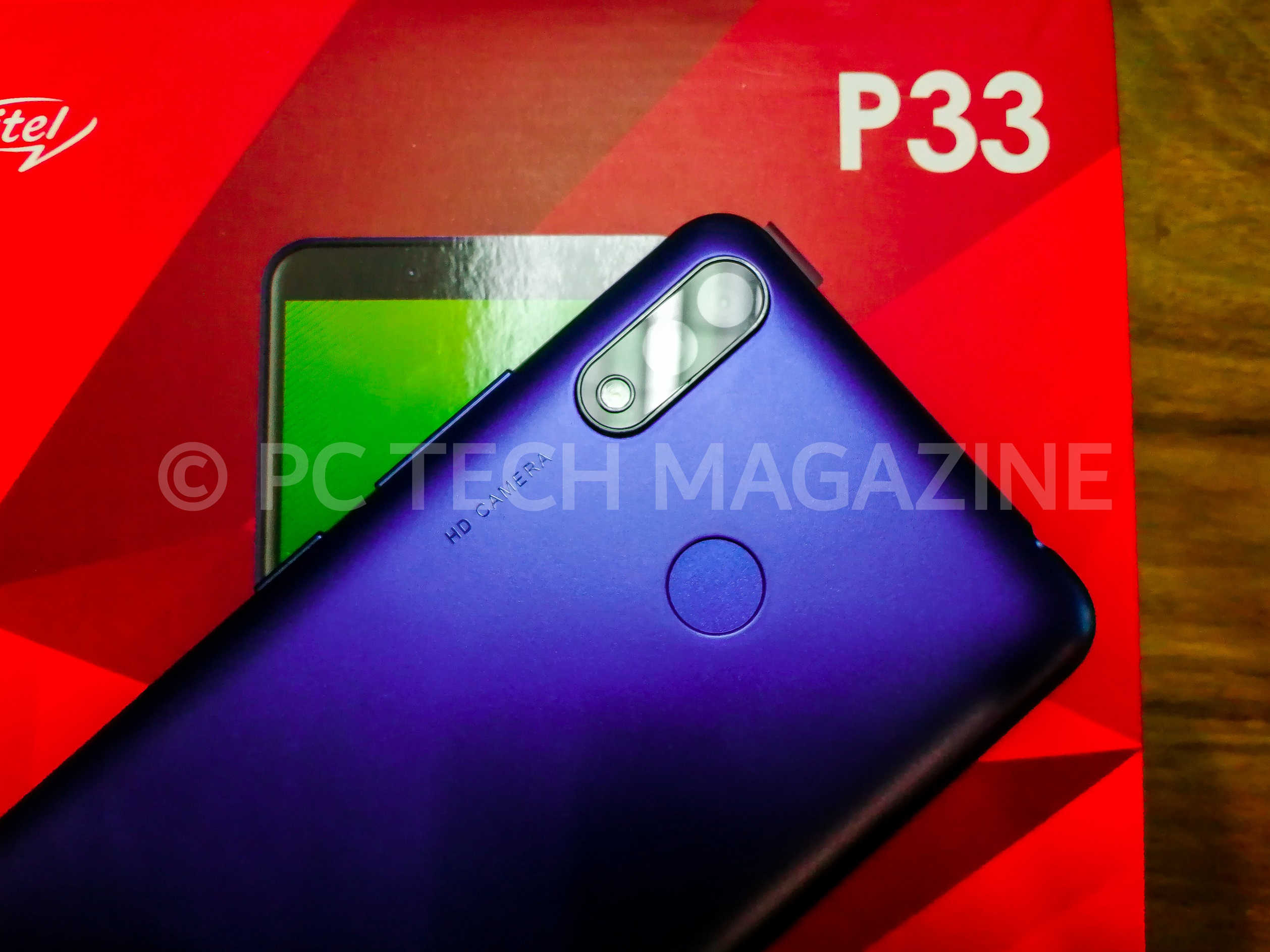 Photo of The itel P33 Proves to Stand-out, Here's Why You Could Buy One