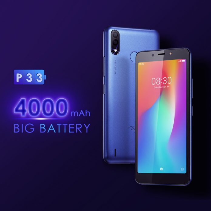 itel P33 launched on April 8th taking place of the itel P32 | Courtesy Photo/itel.
