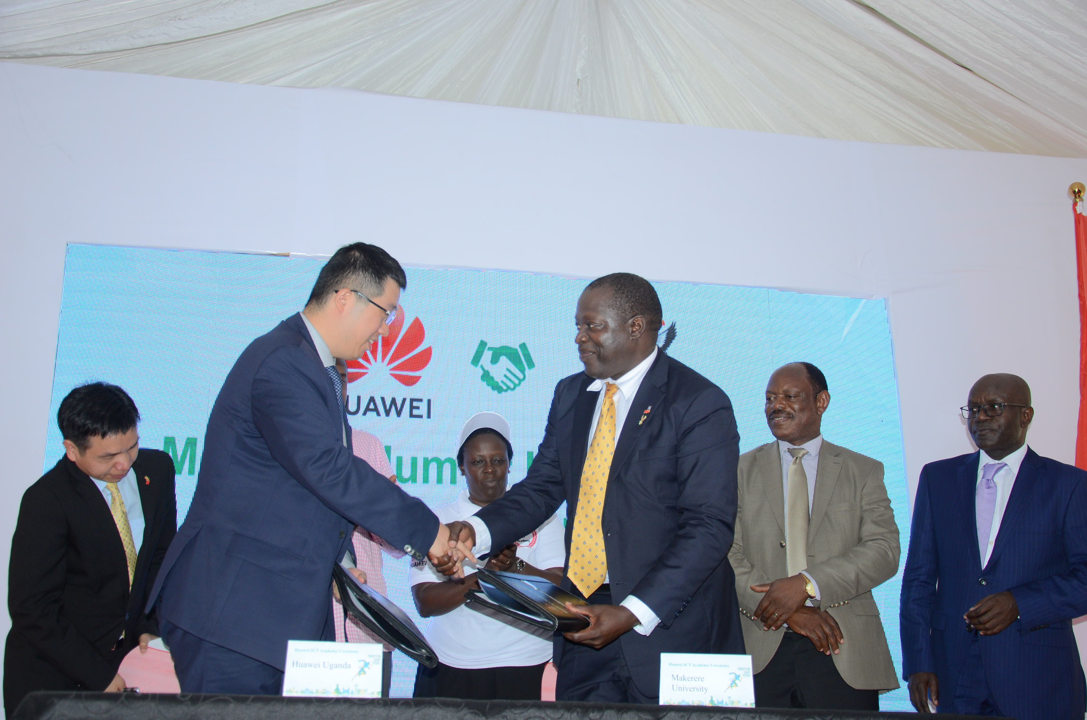 Photo of Huawei, MUK Sign MoU to Establish an ICT Academy in Uganda