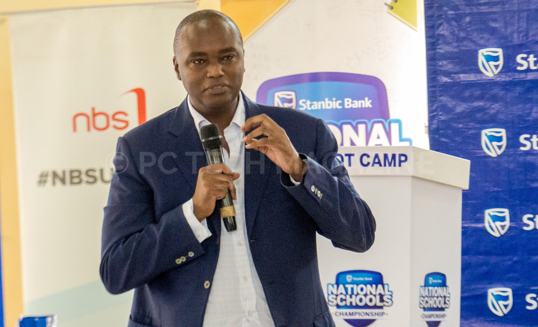 Photo of Patrick Mweheire Replaced as CEO, Stanbic Bank Uganda