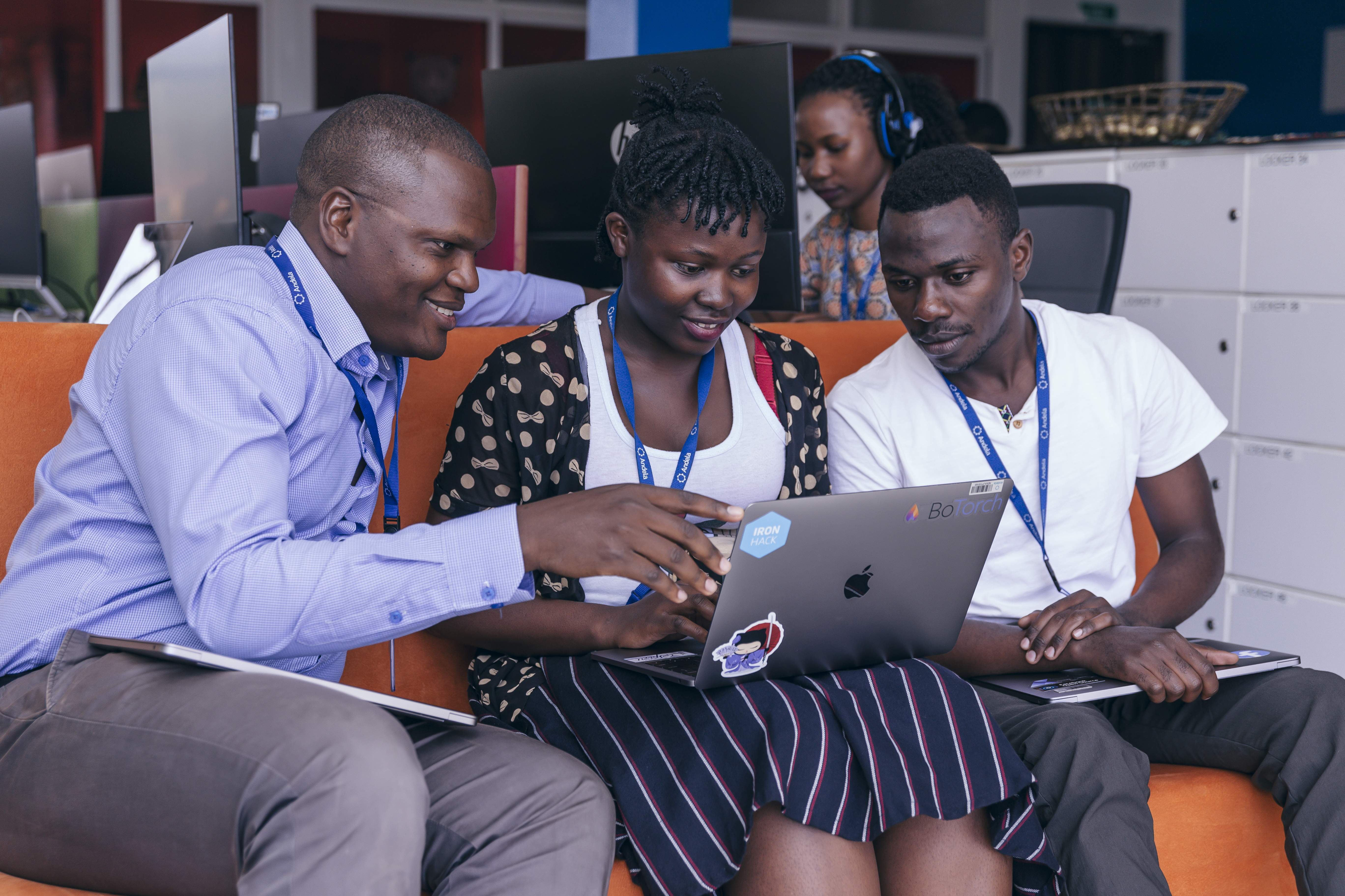 "Photo of Andela Launch its The Power of ""X"" Campaign"