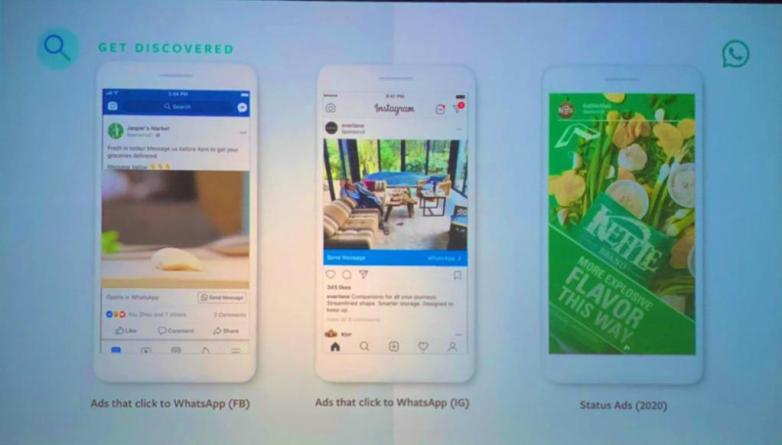 Photo of Ads to Appear in WhatsApp Status in 2020 – Facebook Confirms