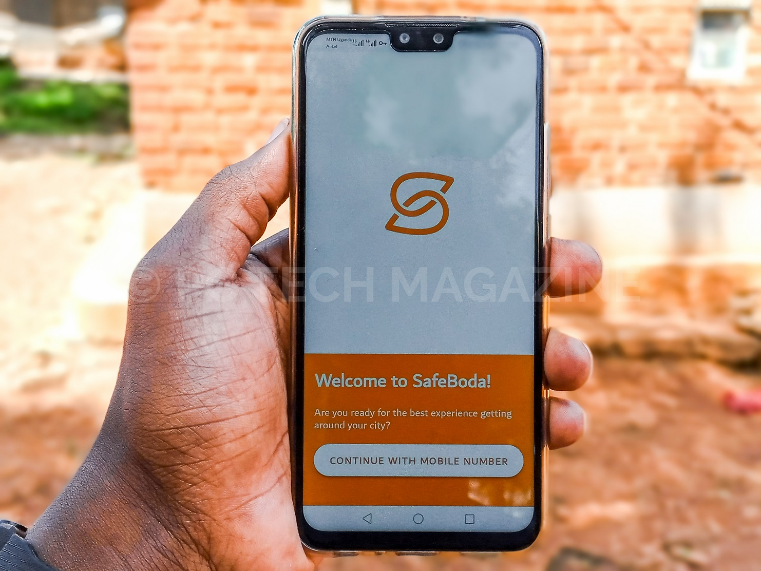 Photo of SafeBoda Gradually Rolling Out its Revamped App