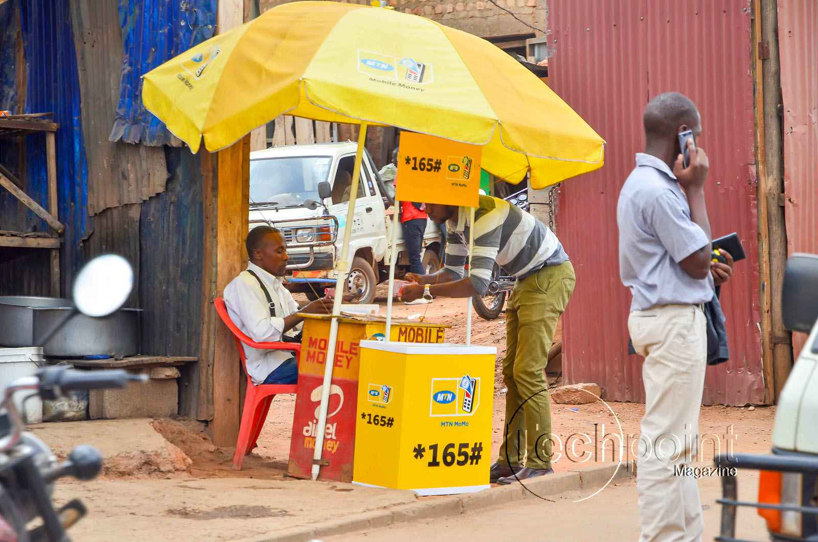 Photo of MTN Uganda Introduces New Mobile Money Withdraw Rates