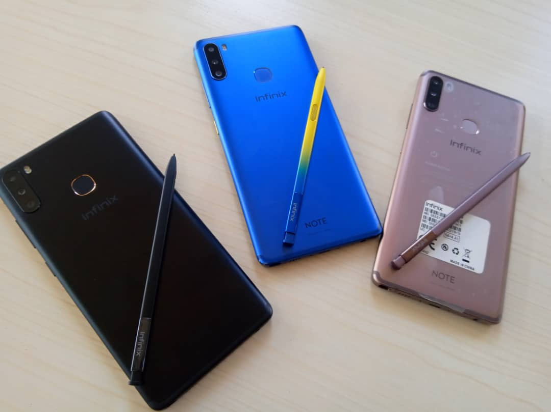 Infinix Note 6 Launched In Uganda Price And Specs Pc Tech Magazine