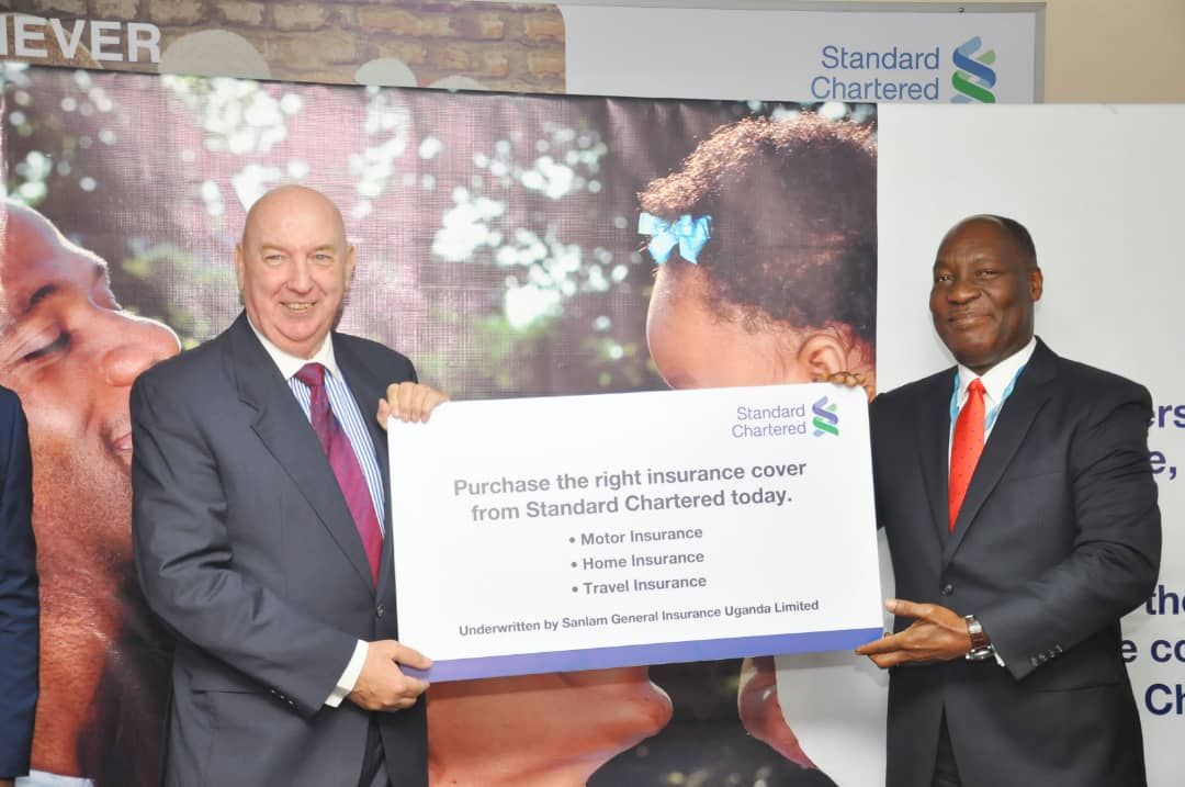 Photo of Standard Chartered Partners With Sanlam To Offer Insurance to its Clients