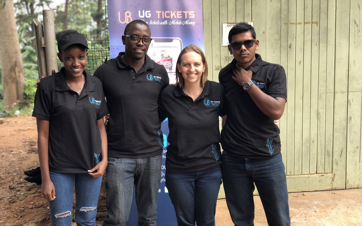 Photo of UG Tickets Emerges as Runners-up in the PIVOT East Awards