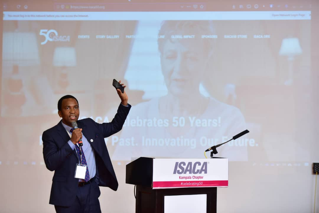 Photo of Takeaways From ISACA Information Security Conference
