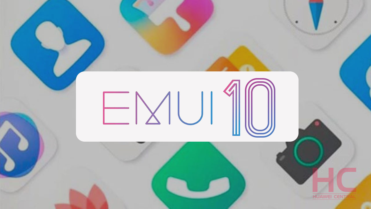 Photo of Huawei's EMUI 10 Arrives on August 9