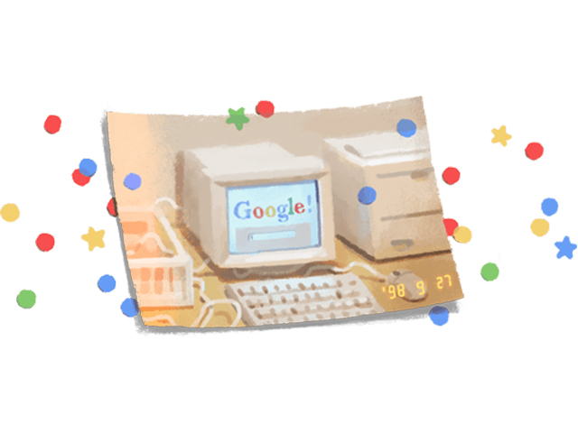 Photo of Google, Happy 21st Birthday