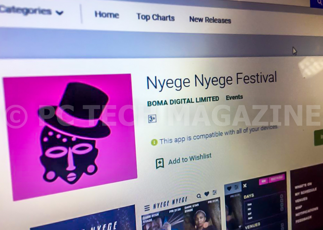 Photo of Nyege Nyege Launches Android App Ahead of Festival