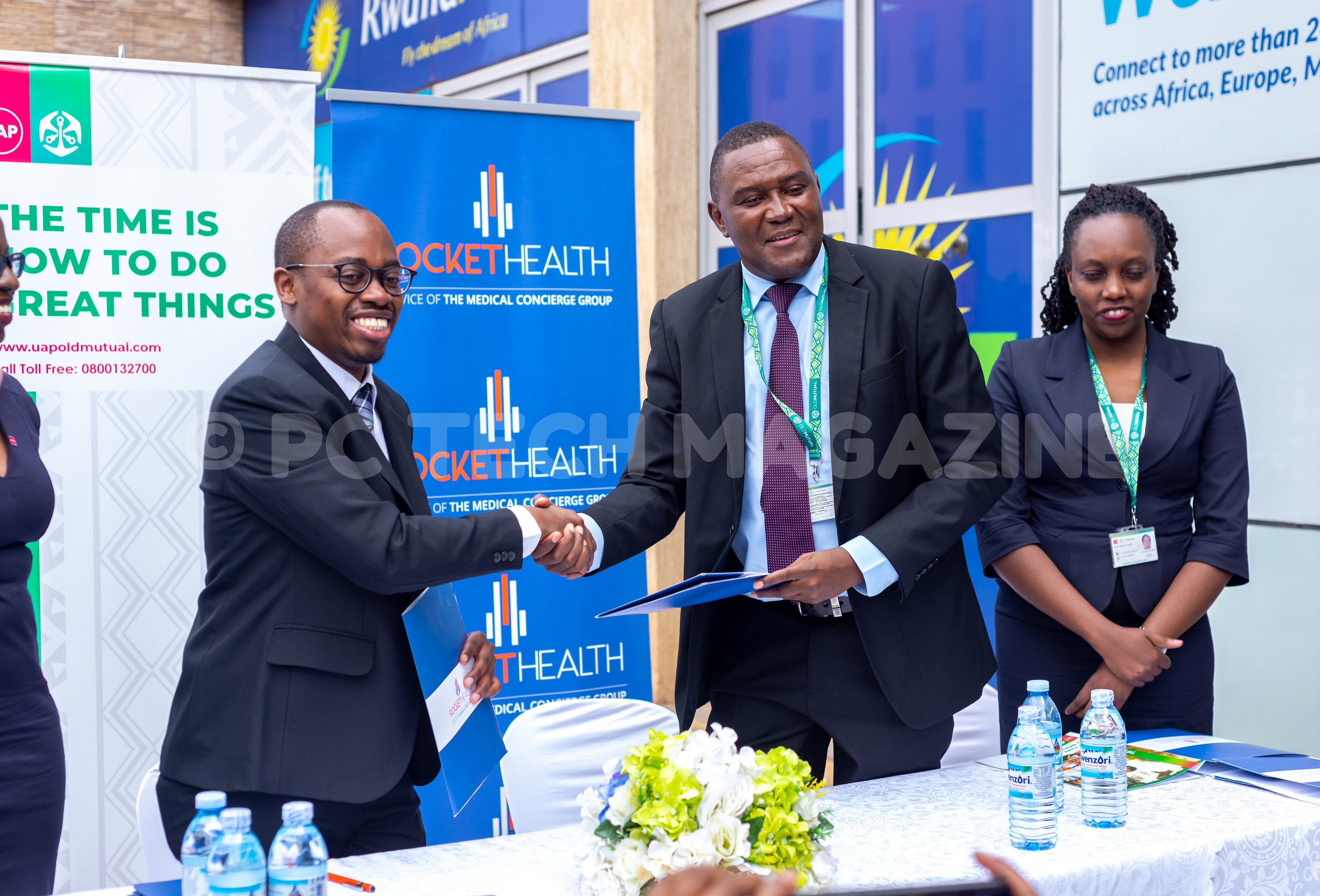 Photo of TMCG To Offer Telemedicine Services to UAP Medical Insurance Members