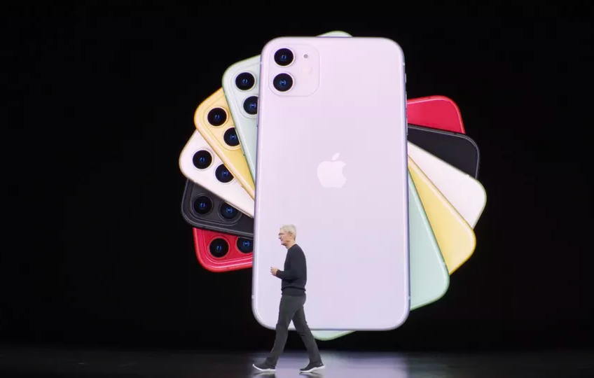 Photo of Apple Unveils Three iPhones With A13 Bionic Processor