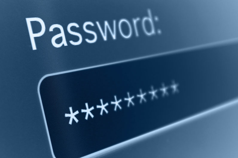 Use of a secure password keeper can incredibly help reduce workplace stress. Courtesy Photo/TheNextWeb