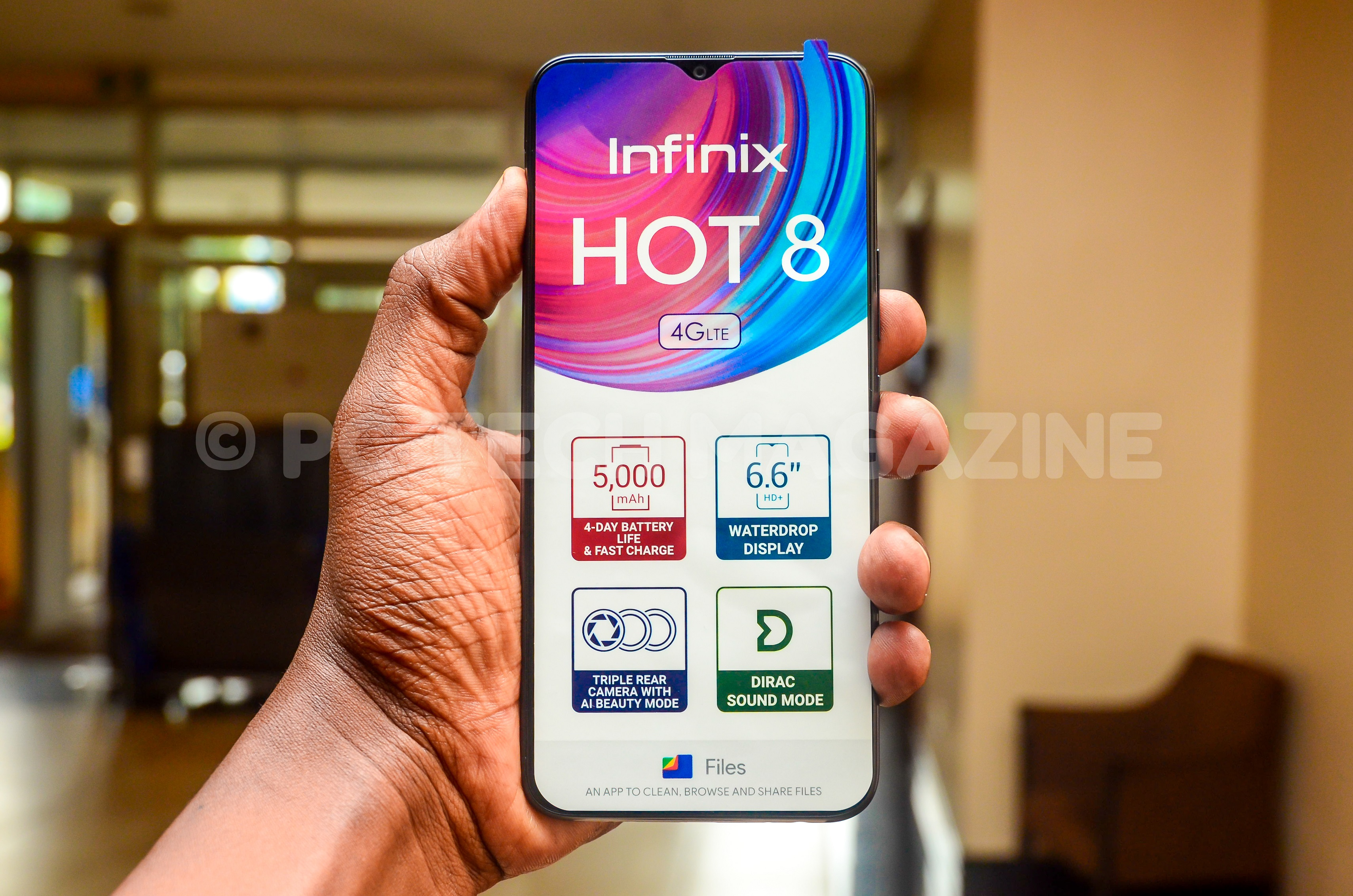 Photo of Infinix Set To Launch The Hot 10 Next Month