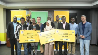 Photo of MTN, Ericsson Reward Winners of the Open API Challenge