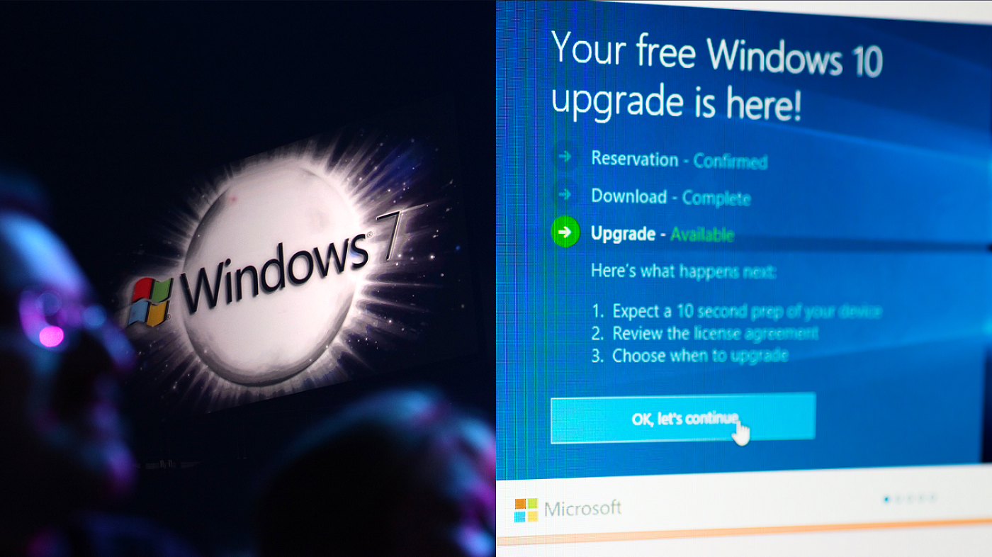 Photo of Microsoft Ending Support for Windows 7 Nears