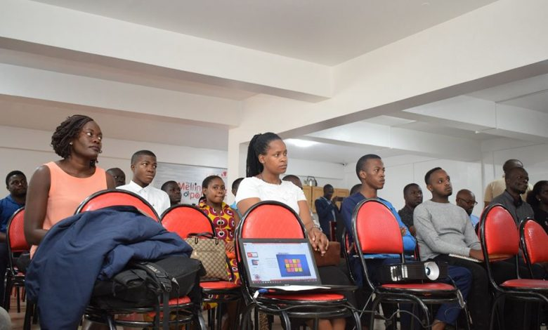 Uganda youth entreprenuer applicants for the 2020 TEEP attending a free training session about the program at UBA, Uganda head offices. Courtesy Photo
