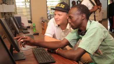 Photo of MTN Foundation, Enabel Equip St. Daniel Comboni Polytechnic With an ICT Lab