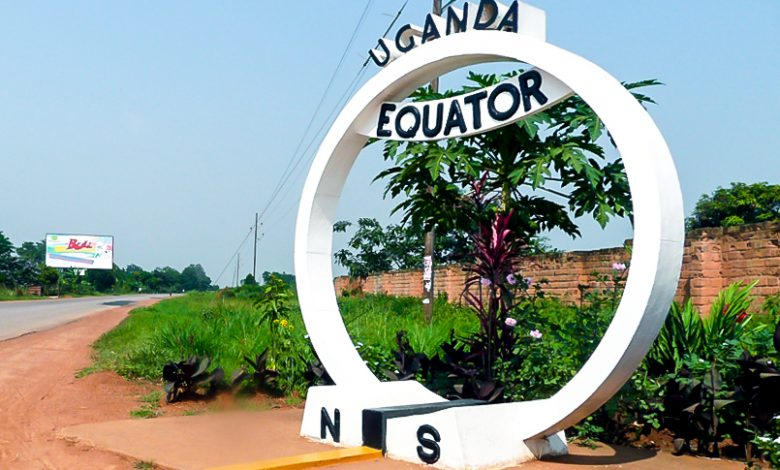 Timbu - The Equator being one of the most and well-known landmarks in Uganda, many people come here from different parts of the world to feel the lighter-weight experience. Courtesy Photo | Uganda Tourism Center