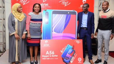 Photo of Itel, Airtel Uganda Partner To Launch the itel A56
