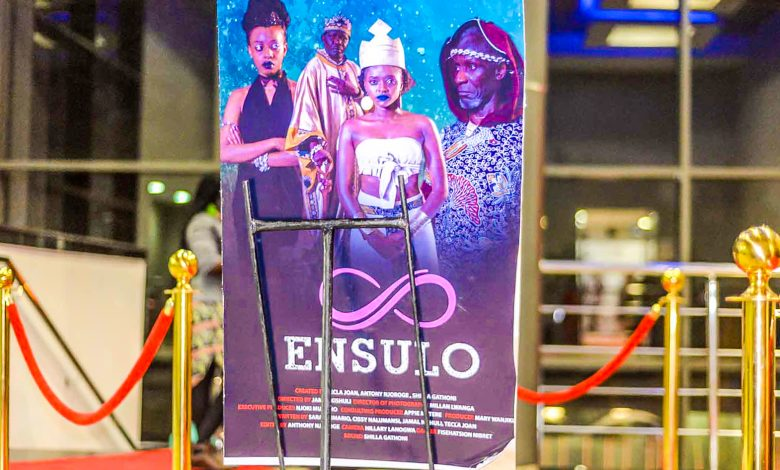 Ensulo and Promises were directed and produced by and Aaron Tamela in Kenya, airing on Pearl Magic on DStv and GOtv platforms. Courtesy Photo